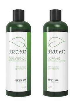 Fuze Beauty Tea Tree Shampoo And Conditioner - All Natural S