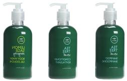 Paul Mitchell Tea Tree Shampoo+Hair Conditioner+Lemon Sage E