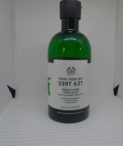 The Body Shop Tea Tree Skin Clearing Facial Wash 13.5 Fl Oz