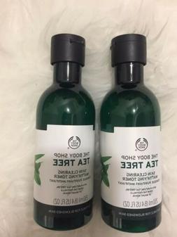 The Body Shop Tea Tree Skin Clearing Mattifying Toner 13.5 o