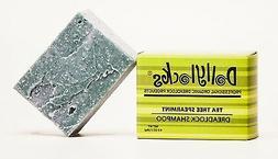 Dollylocks 4.5oz Tea Tree Spearmint Dreadlock Shampoo Bar