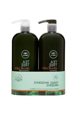 Paul Mitchell Tea Tree Special Color Shampoo and Conditioner