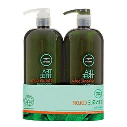 Paul Mitchell Tea Tree SPECIAL COLOR Shampoo & Conditioner 3