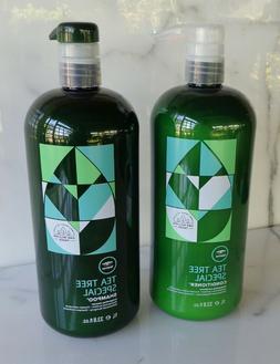 PAUL MITCHELL TEA TREE SPECIAL LITER DUO Shampoo and Conditi