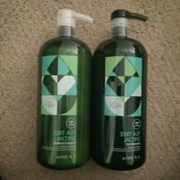 Paul Mitchell Tea Tree Special Liter Duo Shampoo and Conditi