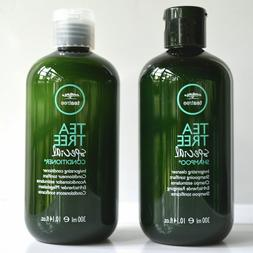 Paul Mitchell Tea Tree Special Shampoo and Conditioner 10.14