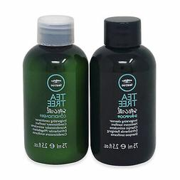 Paul Mitchell Tea Tree Special Shampoo and Conditioner 2.5 o