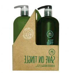 Paul Mitchell Tea Tree Special Shampoo and Conditioner Duo 3