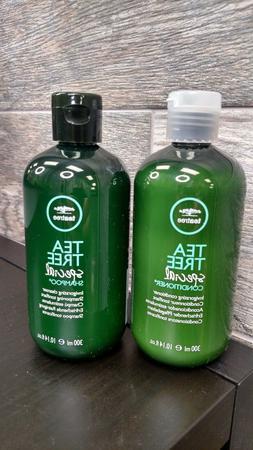 Paul Mitchell Tea Tree Special Shampoo & Conditioner Duo 10.