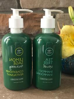 PAUL MITCHELL Tea Tree Special Shampoo & Lemon Sage Thickeni