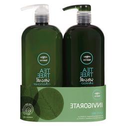 Paul Mitchell Tea Tree Special Shampoo, Conditioner Liter Du