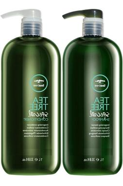 Paul Mitchell Tea Tree Special Shampoo, Conditioner OR Duo P