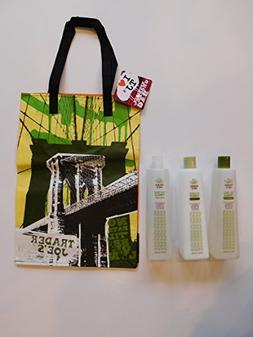 Trader Joe's Tea Tree Tingle Shampoo, Conditioner, and Body