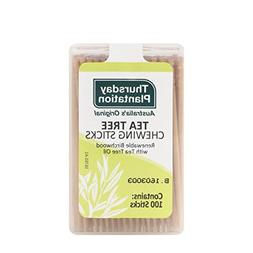 Tea Tree Toothpicks 100 Count by Thursday Plantation