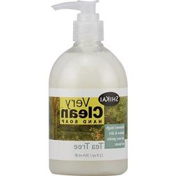 Shikai Products Tea Tree Very Clean Hand Soap 360 ml by ShiK