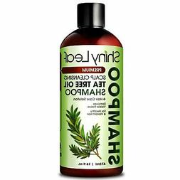 Tea Tree Oil Body Wash, 16 oz- Daily Detox Antifungal Body a