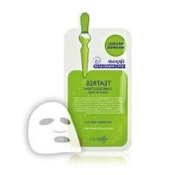 MEDIHEAL Teatree Healing Solution Essential Mask 10 Sheets.