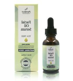 Tee Tree + Vitamin E Healing Facial Oil Serum - Purifect 100