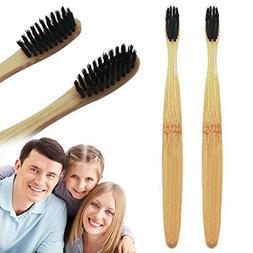 SHJNHAN Teeth Brush, Natural Environmental Protection Teeth