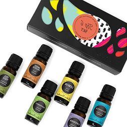 therapeutic grade basic aromatherapy gift