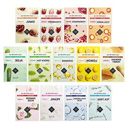 ETUDE HOUSE 0.2mm Therapy Mask 20ml Combo Pack