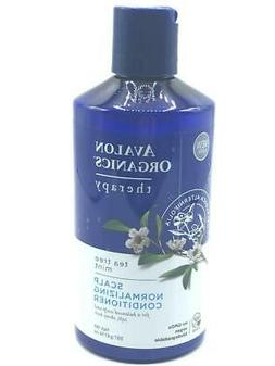 Avalon Organics Therapy Tea Tree mint Scalp Conditioner 397