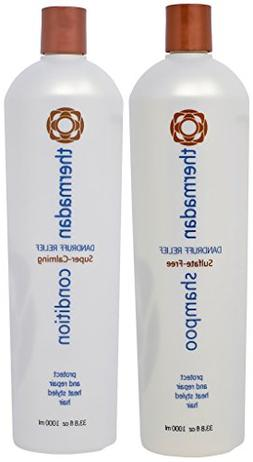Thermafuse Thermadan Shampoo & Conditioner Duo  FDA Approved