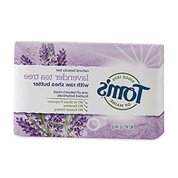 Tom's Natural Beauty Bar Soap, Lavender Tea Tree, 5 Oz