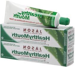 Jason Toothpaste - 4.2 oz - 2 pk