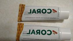 toothpaste nano silver set 4oz each cinnamon