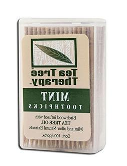 toothpick ttree mint
