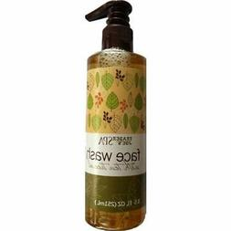 Trader Joe's SPA Face Wash with Tea Tree Oil 8.5 oz Health &