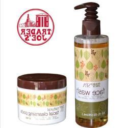 Trader Joe's SPA Face Wash Tea Tree Oil & Natural Facial Cle