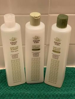 Trader Joe's Tea Tree Tingle Shampoo Conditioner & Body Wash
