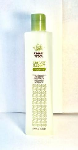 Trader Joe's Tea Tree Tingle Shampoo NEW
