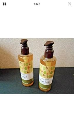 Trader Joes Spa Face Wash with Tea Tree Oil  2 pack