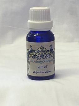 Genesis Organic Oils USDA Certified Pure Essential Organic O