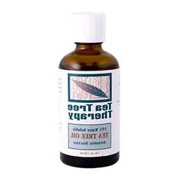 Tea Tree Therapy 15% Water Soluble Oil, 2 Fluid Ounce by Tea