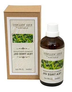 Bael Wellness Tea Tree Oil - Uniquely Strong, Skin Tag Remov