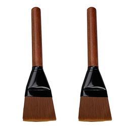Haidong 2 Pcs Wooden Teapot Pen Brush Tea Tray Cleaning Brus