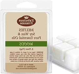 Fabulous Frannie Woods 100% Pure & Natural Soy Meltie 2.75 o