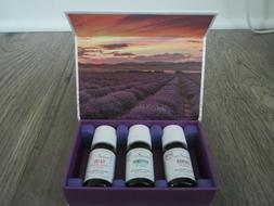 Young Living Lavender/Peppermint/Tea Tree Essential Oil 10 m